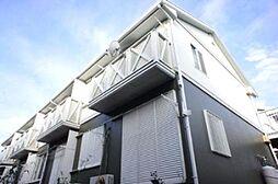 プランドールA棟[2階]の外観