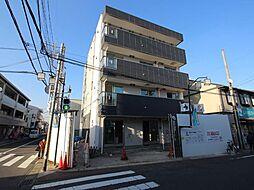 千葉県流山市西初石3丁目の賃貸アパートの外観