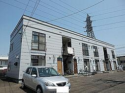 芙蓉台コーポ[2階]の外観
