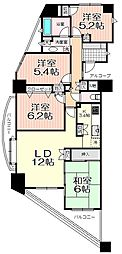 ユアコート狭山ヶ丘ビュータワー 〜最上階角部屋〜