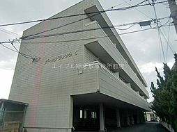 岡山県倉敷市中庄丁目なしの賃貸マンションの外観
