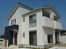 施工例 土地と建物のセットプランではありません。