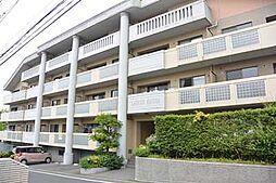 福岡県春日市春日4丁目の賃貸マンションの外観