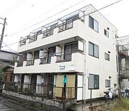 埼玉県入間市東藤沢7丁目の賃貸マンションの外観