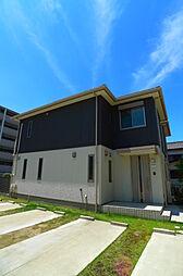 [テラスハウス] 愛知県名古屋市天白区表山1丁目 の賃貸【/】の外観