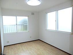 2階洋室6帖。...