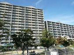 浅香山グリーンマンション[5階]の外観