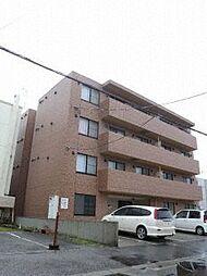 北海道札幌市東区北二十一条東8丁目の賃貸マンションの外観