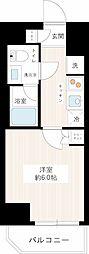 ライジングプレイス綾瀬三番館[7階]の間取り