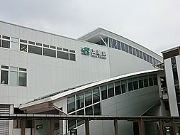 JR上尾駅