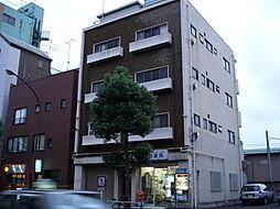 京浜マンション[5階号室]の外観