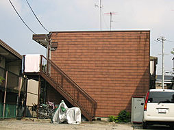 修学院ローズハイツ[1階]の外観