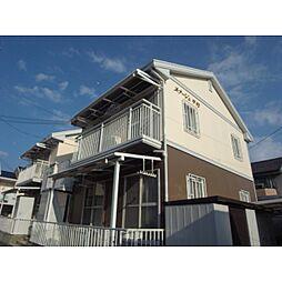 静岡県静岡市葵区平和1丁目の賃貸アパートの外観