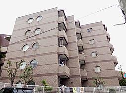 兵庫県神戸市東灘区本山町岡本の賃貸マンションの外観