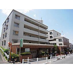 奈良県奈良市学園北の賃貸マンションの外観