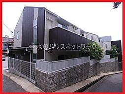 [テラスハウス] 兵庫県神戸市垂水区高丸1丁目 の賃貸【/】の外観