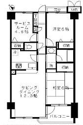 セントラルコート上尾ジュワイユ 9階