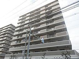 シェモア平野駅前[3階]の外観