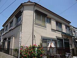 中村荘[2階6号室]の外観