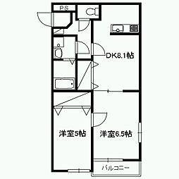 下吉田駅 6.0万円