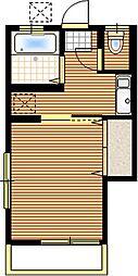 2階南西角部屋...