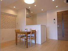 新規リフォーム済家具付きで引っ越し初期費用もカットできます