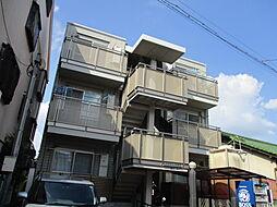 大阪府寝屋川市池田本町の賃貸マンションの外観