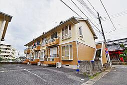 サンライフ吉川A[101号室]の外観