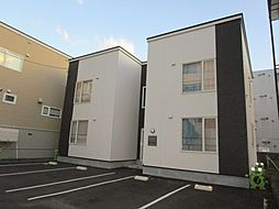 札幌市営東豊線 環状通東駅 徒歩6分の賃貸アパート