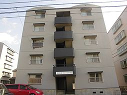 愛知県安城市百石町2丁目の賃貸マンションの外観