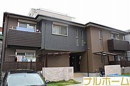 大阪府大阪市平野区平野西6丁目の賃貸アパートの外観