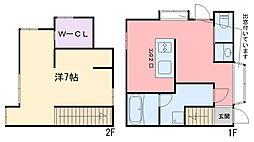 西新駅 5.5万円
