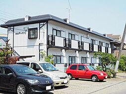 カエデハイツC[2階]の外観
