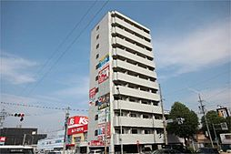 愛知県名古屋市港区新川町4丁目の賃貸マンションの外観
