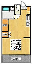 [一戸建] 東京都東村山市栄町3丁目 の賃貸【/】の間取り