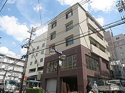 大阪府東大阪市鴻池元町の賃貸マンションの外観