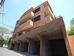 兵庫県神戸市東灘区住吉本町3丁目の賃貸アパートの外観