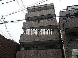 トゥー・ル・モンド京都五条[4階]の外観