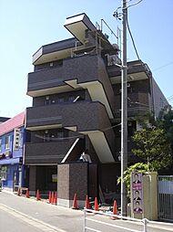 神奈川県横浜市栄区笠間1丁目の賃貸マンションの外観