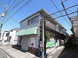 第二タウンコーポ浅田[202号室]の外観