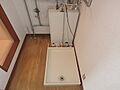 洗濯排水口