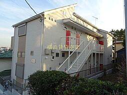 プレシャス山手[2階]の外観