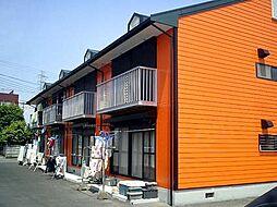 ニューハイツ湘南[102号室]の外観