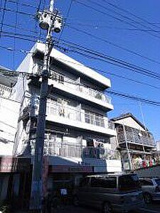 外観,1LDK,面積47m2,賃料4.0万円,,,高知県高知市北本町4-4-77