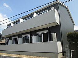 ベルメント東平賀[201号室号室]の外観
