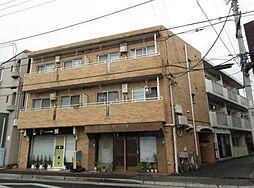 東京都東久留米市幸町3丁目の賃貸マンションの外観