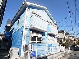 A−レガート松戸八ヶ崎[103号室]の外観
