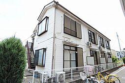 東京都足立区西保木間1丁目の賃貸アパートの外観