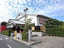 ライオンズマンション上野芝5丁[605号室]の外観