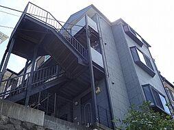 神奈川県横浜市磯子区杉田6丁目の賃貸アパートの外観